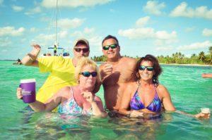 Punta Cana Catamaran Trip